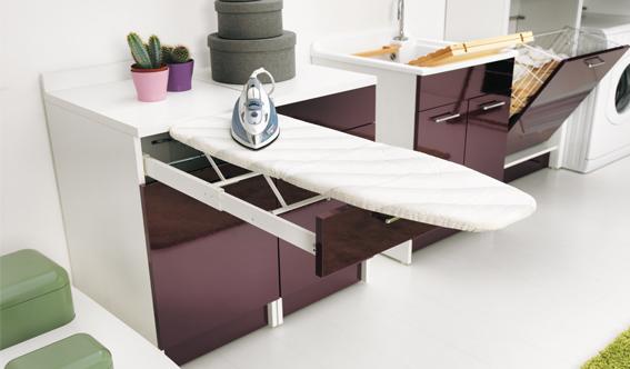 Lavanderia pavone casa arredamento bagno e design made - Arredo per lavanderia di casa ...
