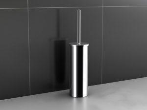 Porta Scopino Da Bagno : Porta scopino easy a parete con viti pavone casa arredamento