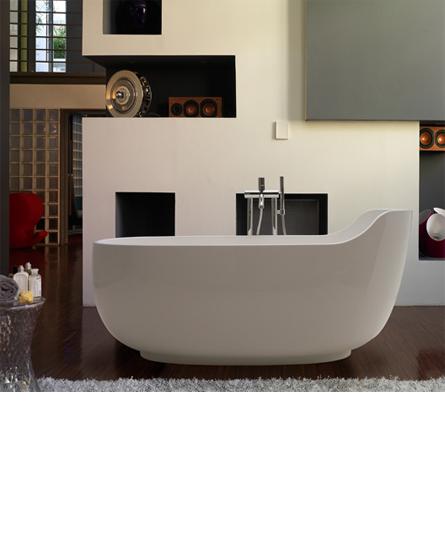 Vasca olivia pavone casa arredamento bagno e design made in italy - Decor italy vasca ...