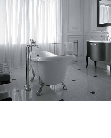 Vasca paestum pavone casa arredamento bagno e design made in italy - Decor italy vasca ...
