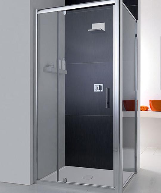 Box doccia PB40 ( porta battente + lato fisso ) - Pavone Casa ...