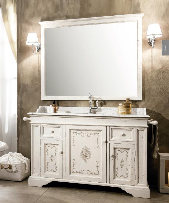 Arredo Bagno Mobili Classici.Mobile Ariete Pavone Casa Arredo Bagno E Design Made In Italy