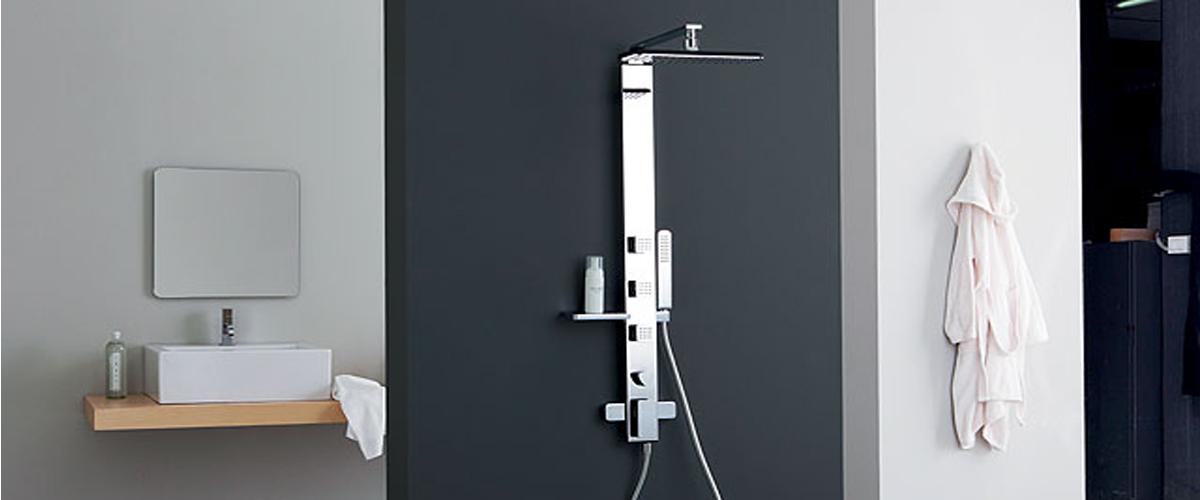 Saliscendi e colonne doccia pavone casa arredamento - Pica casa box doccia ...