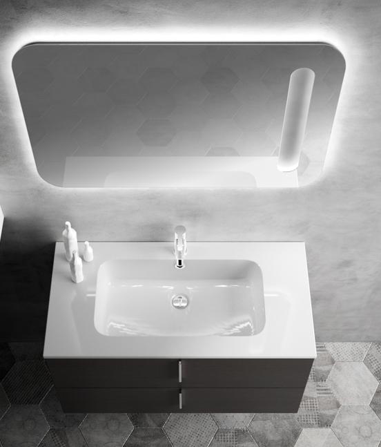 Mobile da bagno Polaris8 - Pavone Casa - Arredamento bagno e design ...