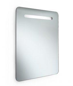 Specchio Con Luce Neon Integrata Pavone Casa Arredamento Bagno E
