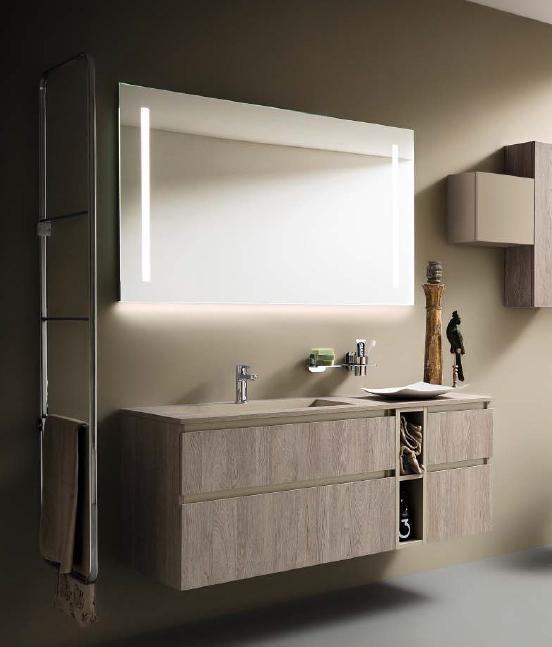 Mobile da bagno Tortora Joy - Pavone Casa - Arredamento bagno e ...