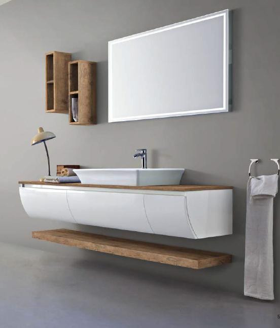 Mobile da bagno Bianco Joy - Pavone Casa - Arredamento bagno e ...