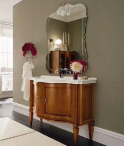 Mobile da bagno Noce York - Pavone Casa - Arredamento bagno e design ...