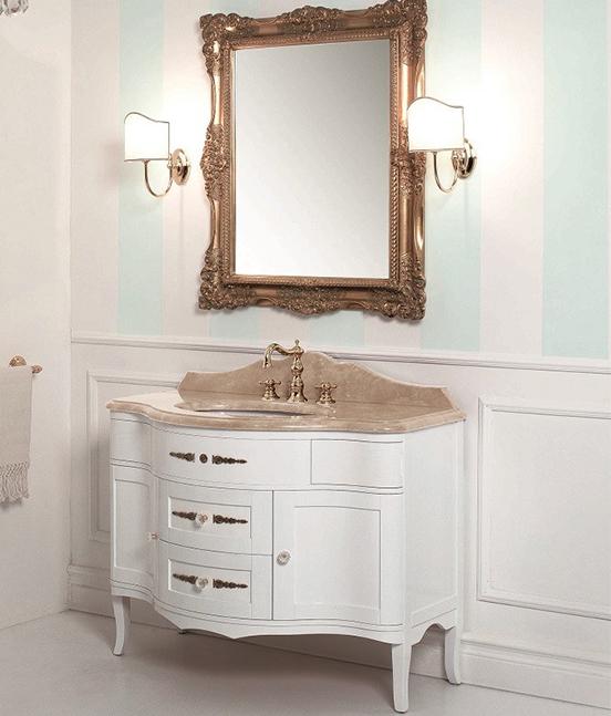 Mobile da bagno Dorado - Pavone Casa - Arredamento bagno e design ...