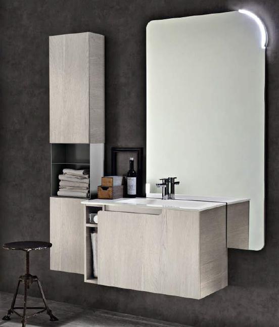 Mobile da bagno Papiro - Pavone Casa - Arredamento bagno e design ...