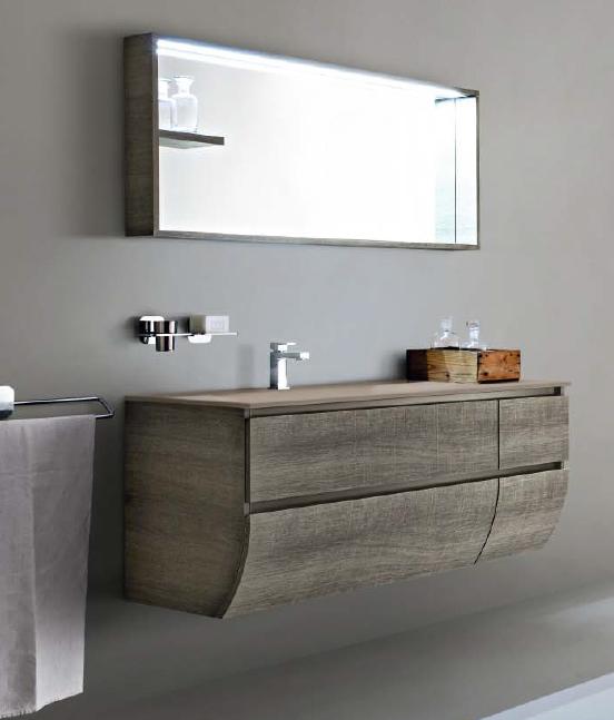 Mobile da bagno Joy Ecrù - Pavone Casa - Arredamento bagno e design ...