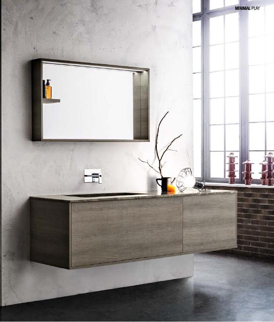 Mobile da bagno Play Corda - Pavone Casa - Arredamento bagno e ...