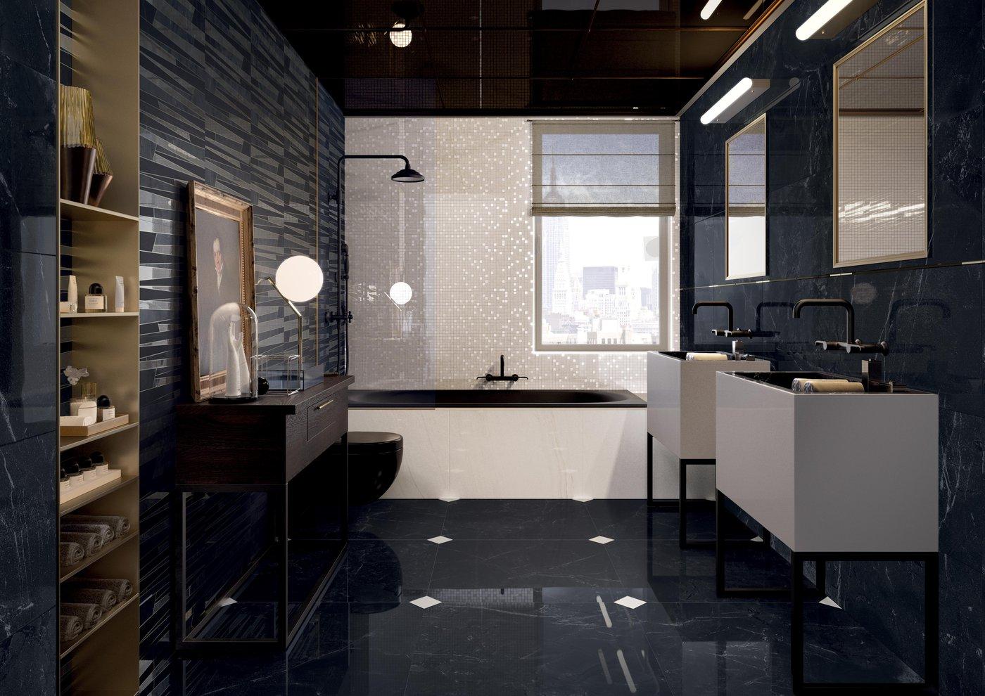 Pavimento newluxe marca corona pavone casa arredo for Marca mobili