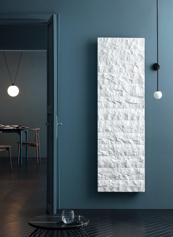Termoarredo arblu gransasso pavone casa arredamento bagno e design made in italy - Termoarredo design bagno ...